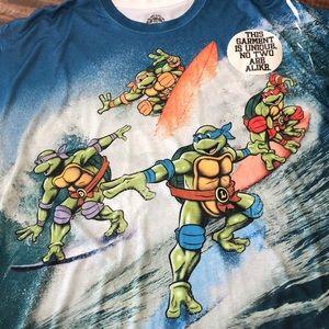 TMNT Teenage Mutant Ninja Turtles Shirt